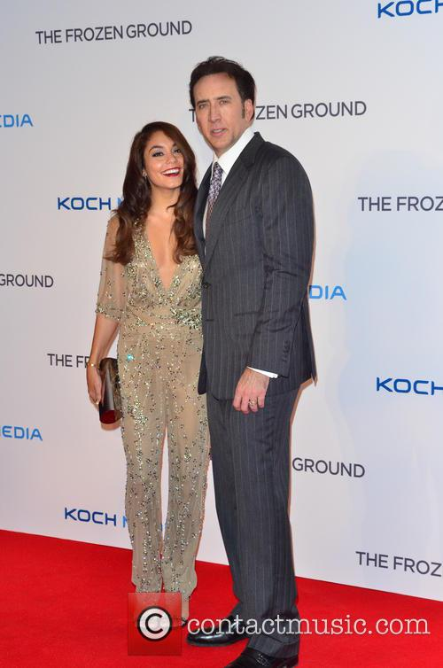 Nicolas Cage and Vanessa Hudgens 6
