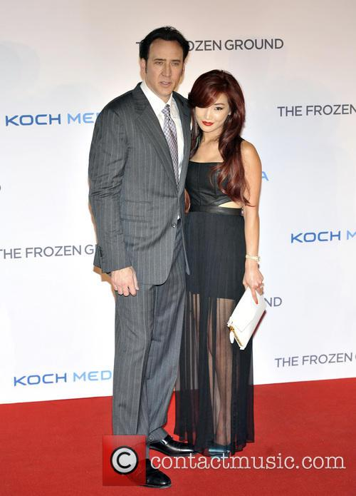 Nicolas Cage and Alice Kim 10