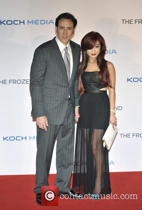 Nicolas Cage and Alice Kim 4