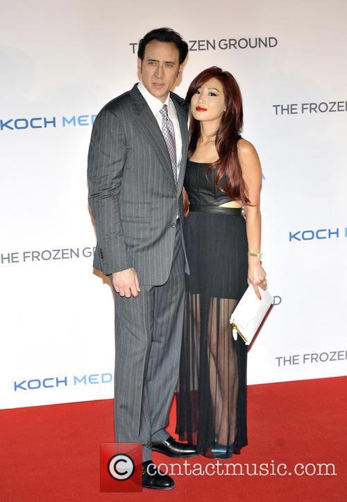 Nicolas Cage and Alice Kim 6