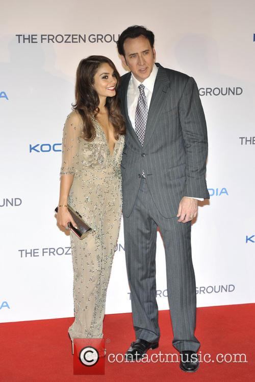 Vanessa Hudgens and Nicolas Cage 9