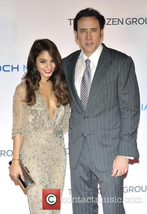 Vanessa Hudgens and Nicolas Cage 12
