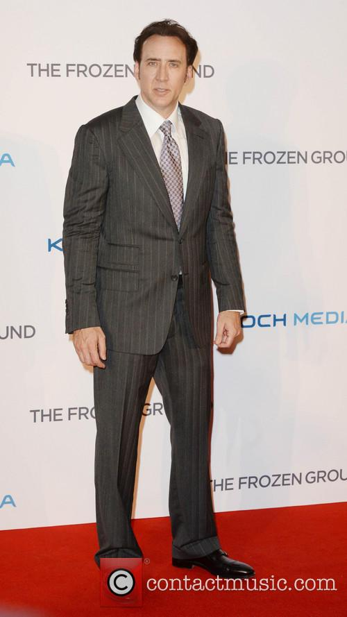nicholas cage the frozen ground uk premiere 3767734