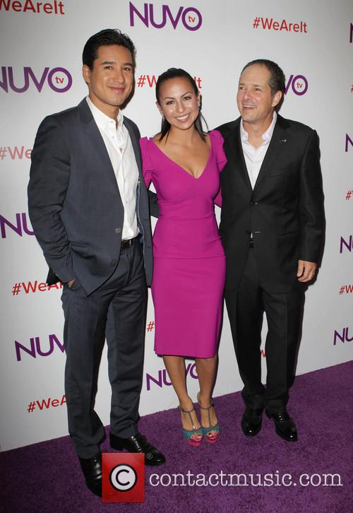 Mario Lopez, Anjelah Johnson, Michael Schwimmer, The London
