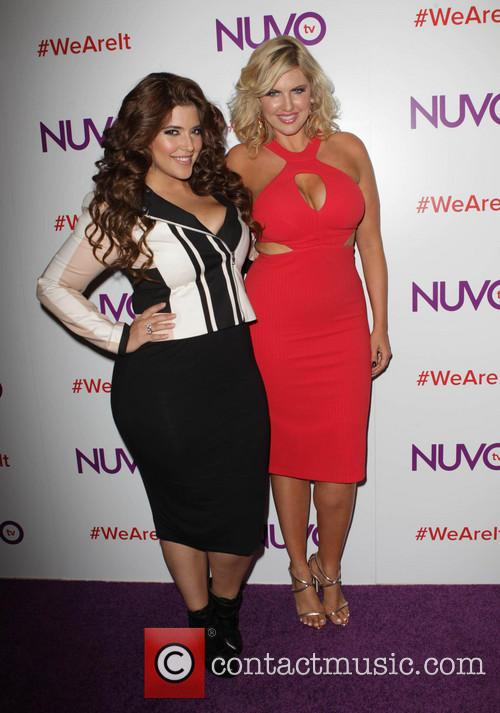 Denise Bidot and Ivory May Kalber 2