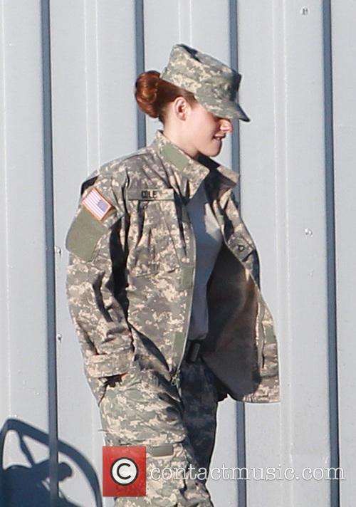 Kristen Stewart, Camp X