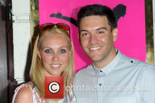 Camilla Dallerup and Kevin Sacre