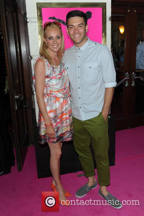 Camilla Dallerup and Kevin Sacre 3