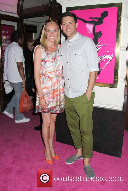 Camilla Dallerup and Kevin Sacre 5