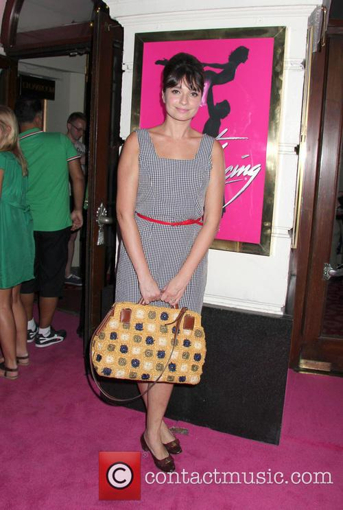 gizzi erskine dirty dancing press night 3768830