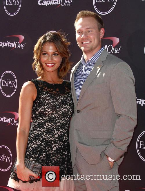 Melissa Rycroft and Tye Strickland 4