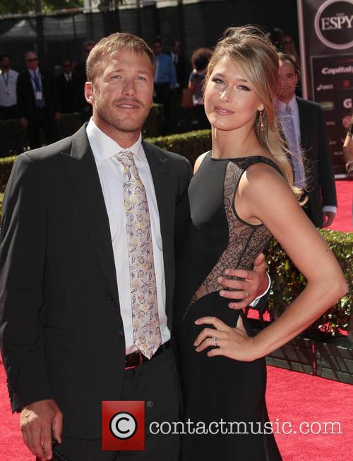 Bode Miller and Morgan Beck 1