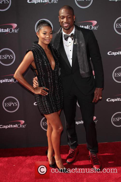 Gabrielle Union and Dwayne Wade 11