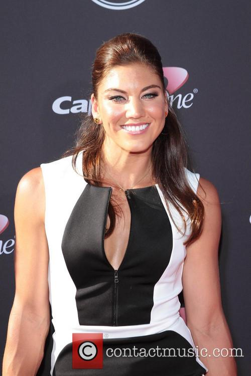 hope solo the 2013 espy awards 3769993