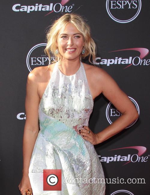 Maria Sharapova, 2013 Espy Awards