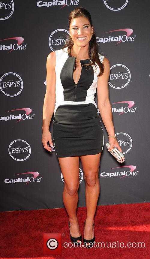 hope solo the 2013 espy awards 3768642