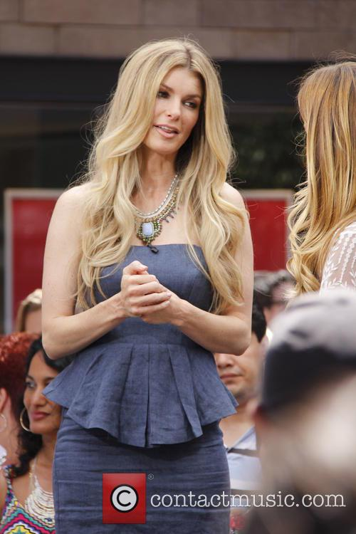 marisa miller celebrities at the grove to 3767769
