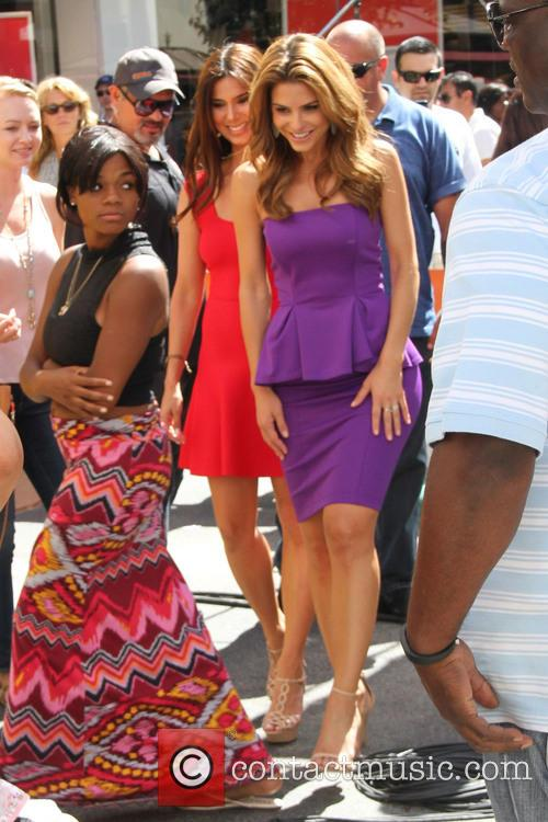 Roselyn Sanchez and Maria Menounos 2