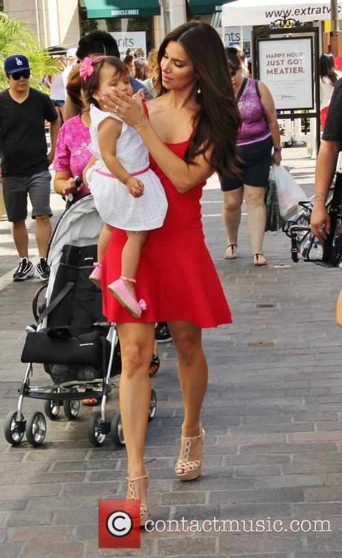 Roselyn Sanchez and Sebella Winter 7
