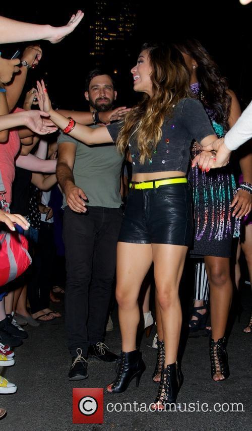 Fifth Harmony, Ally Brooke Hernandez, Rockefeller Plaza
