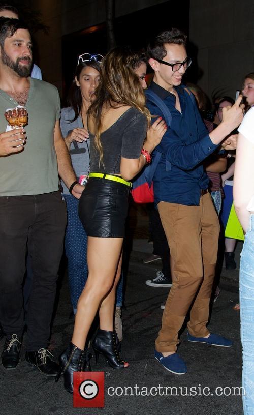 Fifth Harmony and Ally Brooke Hernandez 1