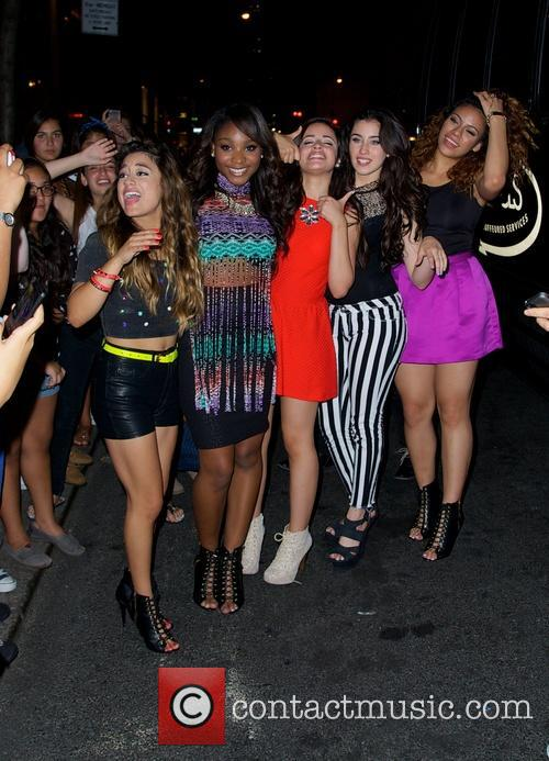 Dinah, Ally Brooke, Normani Kordei, Camila Cabello, Lauren Jauregui and Fifth Harmony 10