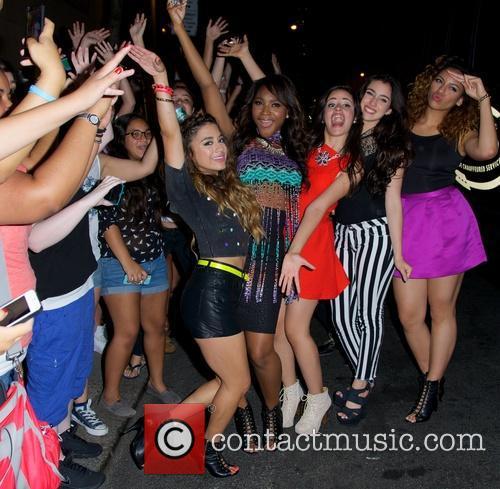 Dinah, Ally Brooke, Normani Kordei, Camila Cabello, Lauren Jauregui and Fifth Harmony 4