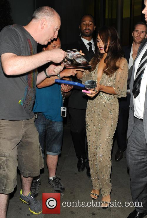 vanessa hudgens the frozen ground afterparty 3768034