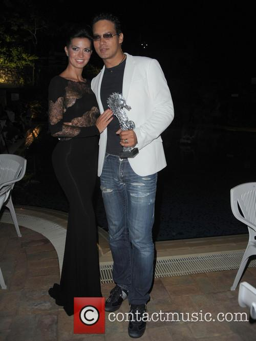 Gabriel Garko and Laura Torrisi 2