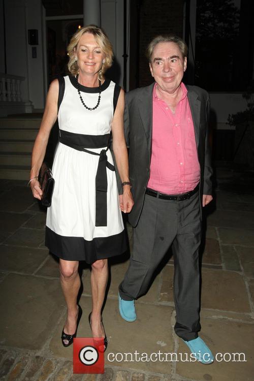Andrew Lloyd Webber and Madeleine Loyd Webber 3
