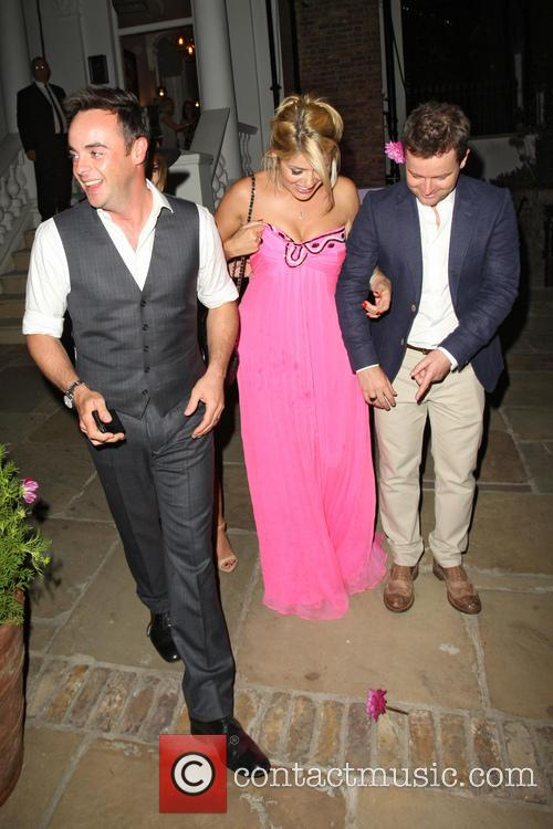 Anthony Mcpartlin, Holly Willoughby and Declan Donnelly 6