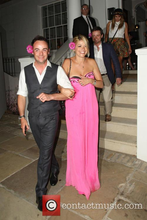 Anthony Mcpartlin and Holly Willoughby 2