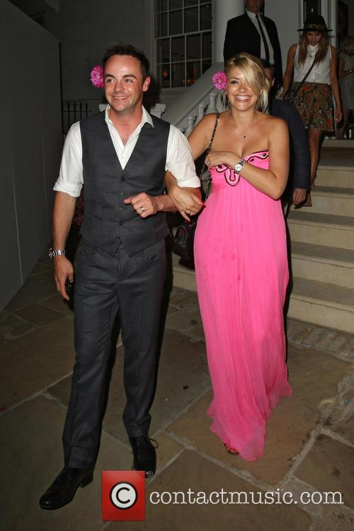 Anthony Mcpartlin and Holly Willoughby 3