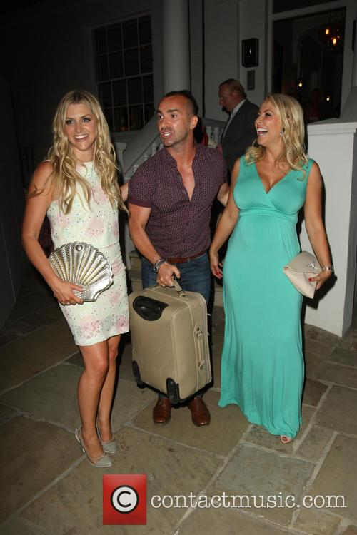 Ashley Roberts and Louie Spence 2