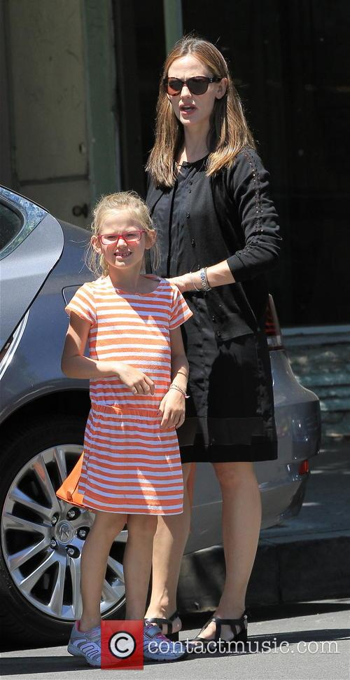 Jennifer Garner, Violet Affleck and Seraphina Affleck 17
