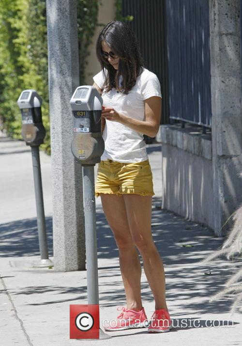 Jordana Brewster out and about in West Hollywood