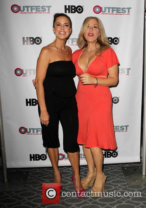 Rosa Blasi and Lisa Ann Walter 4
