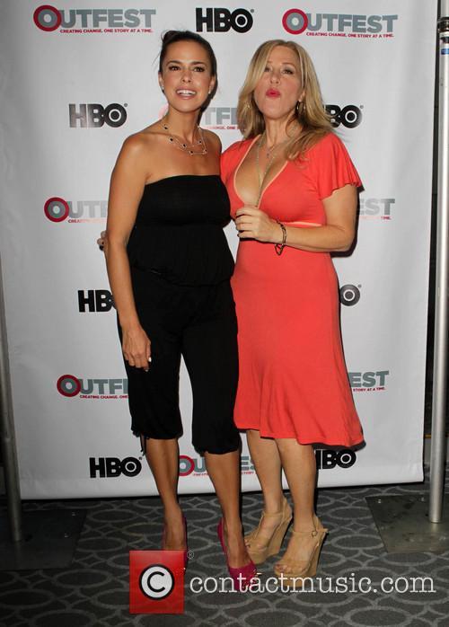 Rosa Blasi and Lisa Ann Walter 10