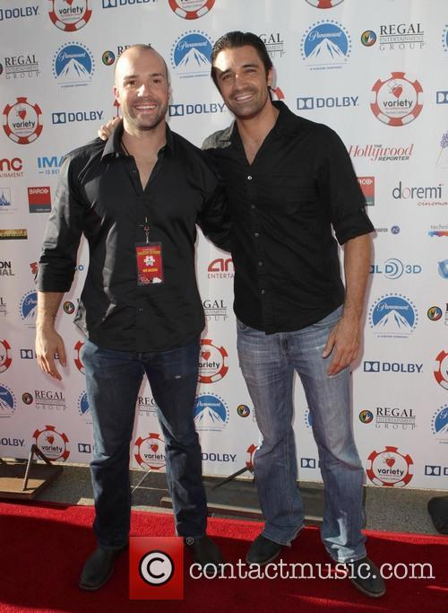 brian peeler gilles marini variety hosts the childrens 3768755