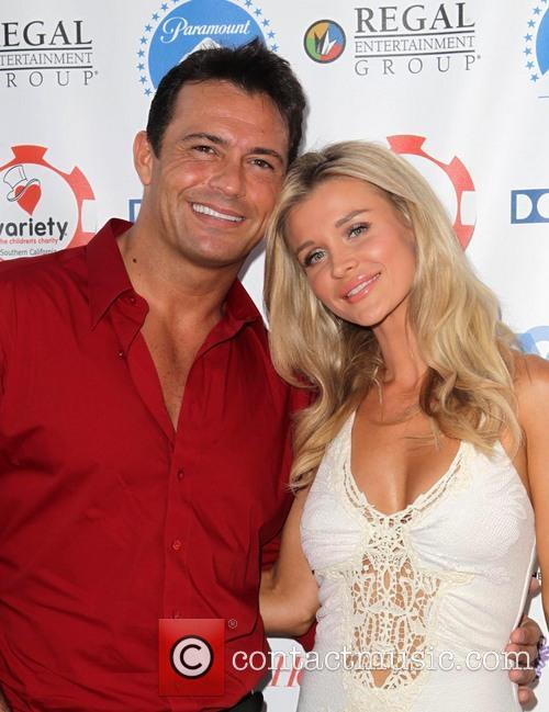 Romain Zago and Joanna Krupa 2