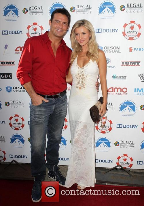 Romain Zago and Joanna Krupa 3