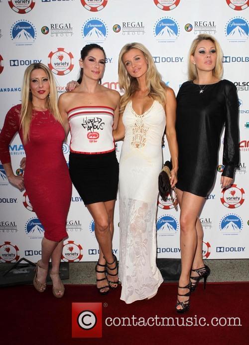 Joanna Krupa, Tiffany Michelle, Shanna Moakler, Guest and Traci Szymanski 2
