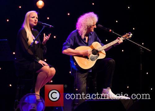 Brian May and Kerry Ellis 3