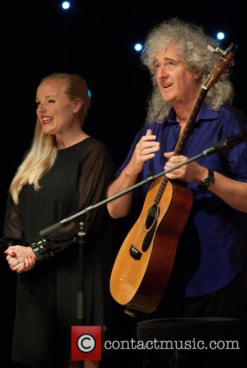 Brian May and Kerry Ellis 4