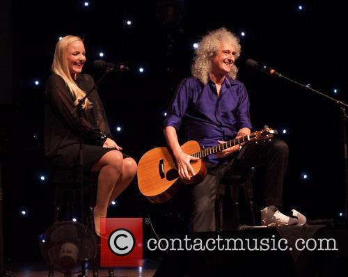 Brian May and Kerry Ellis 5