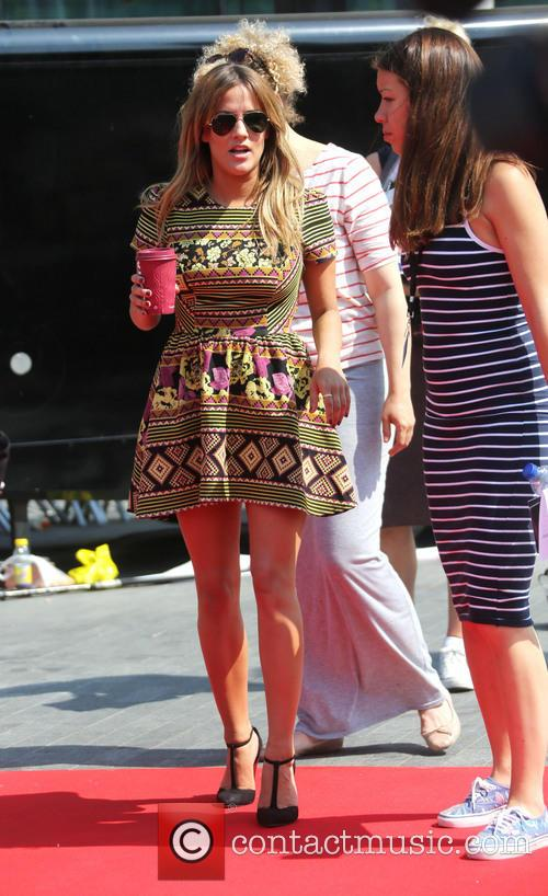 caroline flack the x factor london auditions 3768901