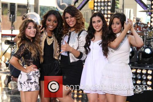 Ally Brooke Hernandez, Normani Hamilton, Dinah Jane Hansen, Lauren Jauregu, Camilla Cabello and Fifth Harmony 2