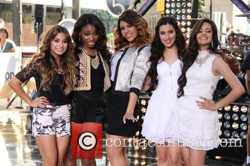 Ally Brooke Hernandez, Normani Hamilton, Dinah Jane Hansen, Lauren Jauregu, Camilla Cabello and Fifth Harmony 3