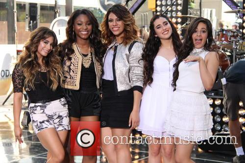 Fifth Harmony performs live on the 'Today' show