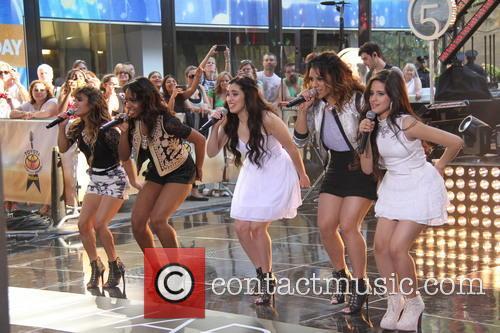 Normani Hamilton, Ally Brooke Hernandez, Lauren Jauregu, Dinah Jane Hansen, Camilla Cabello and Fifth Harmony 4